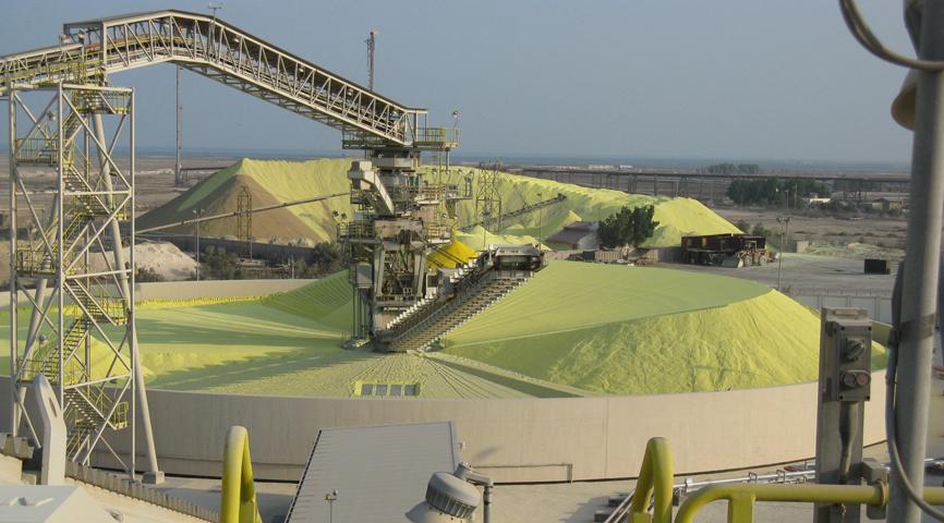 Sulphur Processing  U0026 Handling  U2013 Ipco